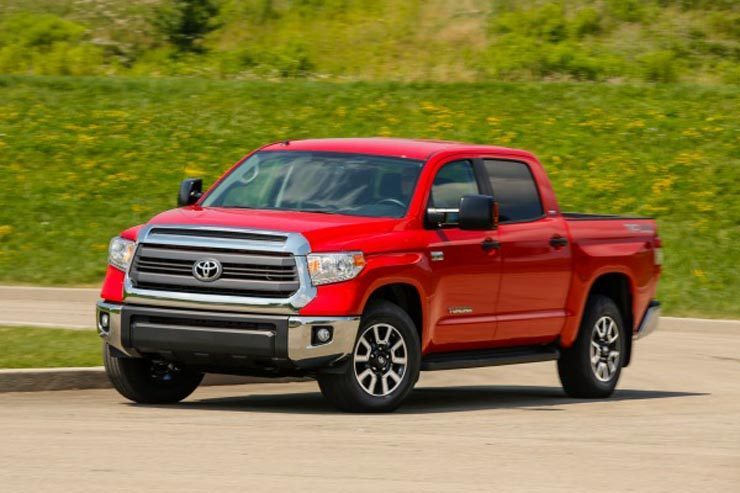 Toyota Tundra Top Aftermarket Products