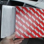 Toyota Cabin Air Filter Replacement – 87139-YZZ08