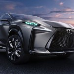Lexus Goes Turbo – LF-NX Advanced Crossover Concept