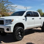 Toyota Tundra Tire Sizes Guide – Stock, Larger and Lifted Size Options