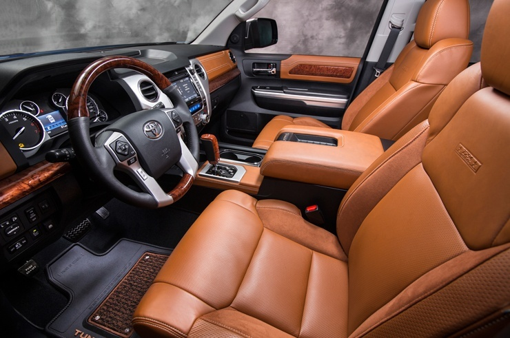 2014 Toyota Tundra 1794 Review - Luxury Pickup