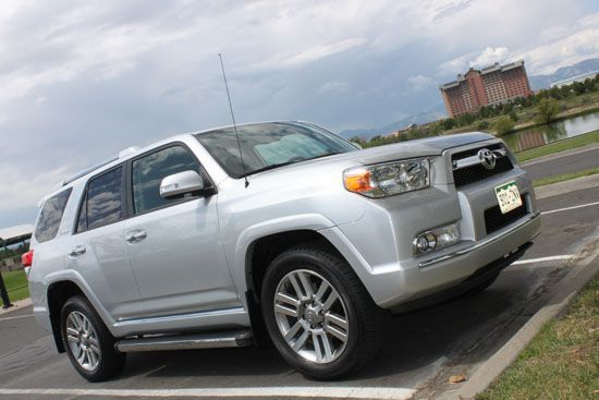 2013 Toyota 4Runner Limited Review - Mountains and City Ready