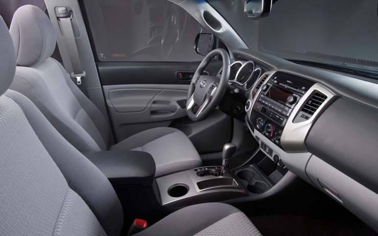Toyota Tacoma Power Door Lock Failure - Diagnosis Guide