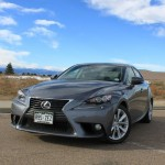 2014 Lexus IS 250 AWD Review – Premium, Small Coupe