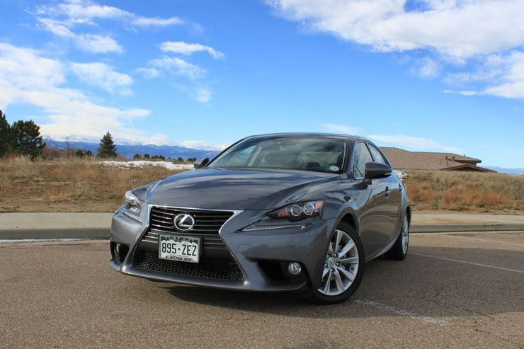 2014 Lexus IS 250 Review - Premium, Small Coupe