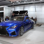 Lexus Debuts 2015 RC F Performance Coupe – Head Turner