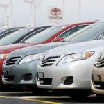 2013 Toyota Sales Figures Released – Camry Still Best Selling Car
