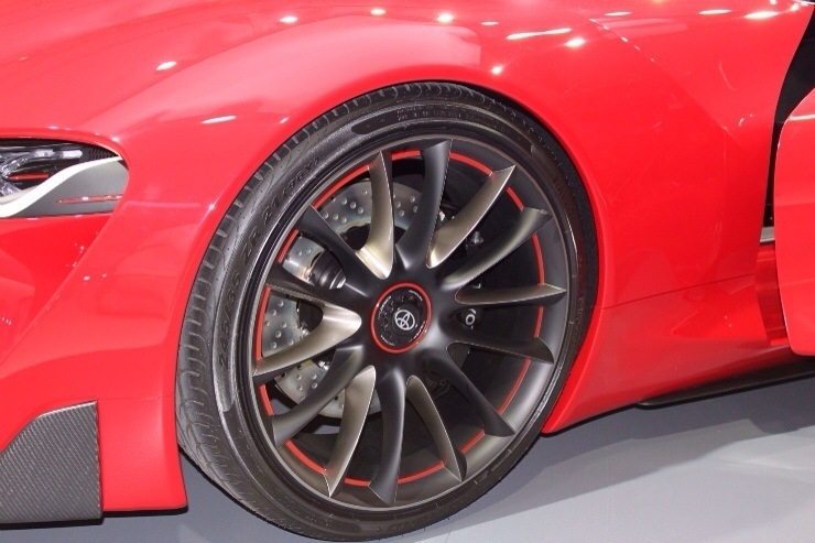 Toyota FT-1 Concept Debuts - Wheels