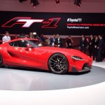 Toyota FT-1 Concept Debuts – What You Need to Know