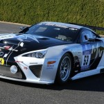 Toyota Reveals 2014 Lexus LFA Code X race car