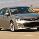 Toyota Avalon Maintenance – Shock and Strut Replacement