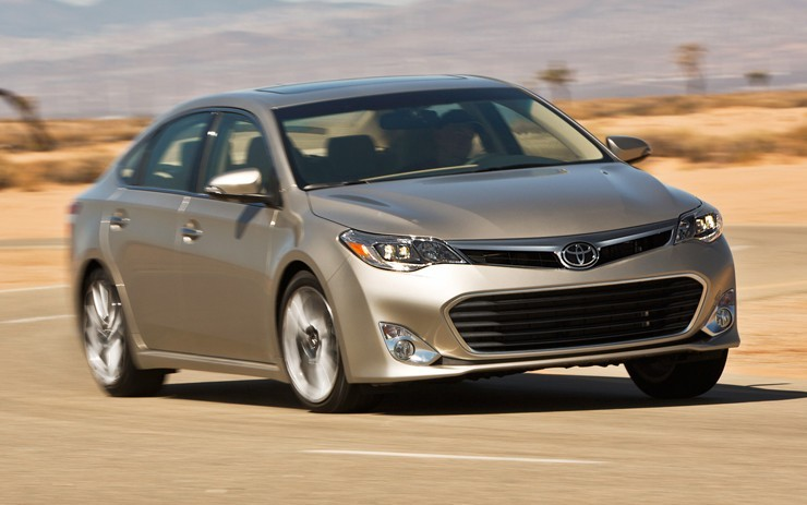 Toyota Avalon Maintenance - Shock and Strut Replacement