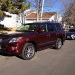 2014 Lexus LX 570 Review – Powerful SUV Ready for Off-Road Action