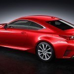 2015 Lexus RC 350 F Sport Debuts at Geneva International Auto Show
