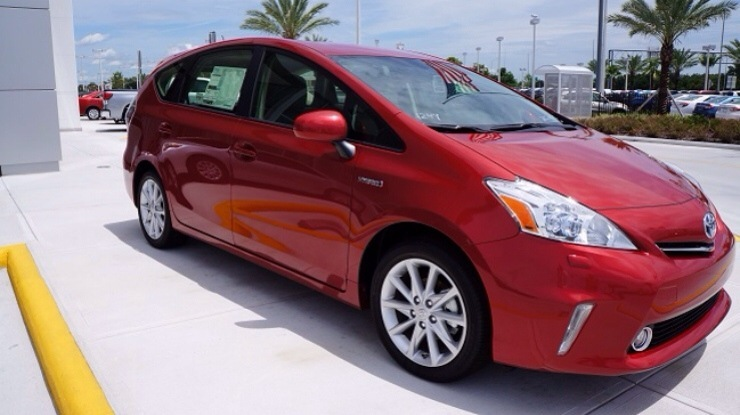Toyota Prius King in California - Top Selling Hybrid
