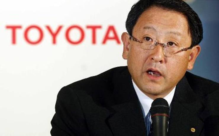 Toyota Settles 1.2B Federal Probe - President Calls It Turning Point