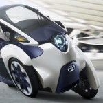 Toyota i-ROAD Concept Unveiled in Geneva – The Future?