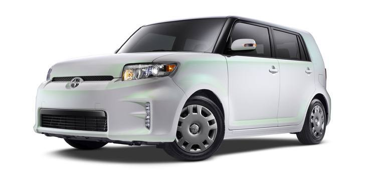 Scion Debuts xB Release Series 10.0 at New York International Auto Show