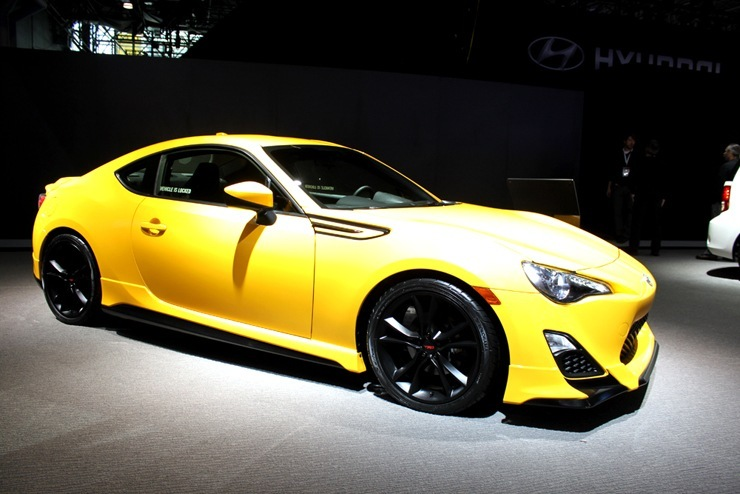 Scion Unveils FR-S Release Series - Track Ready Sports Coupe