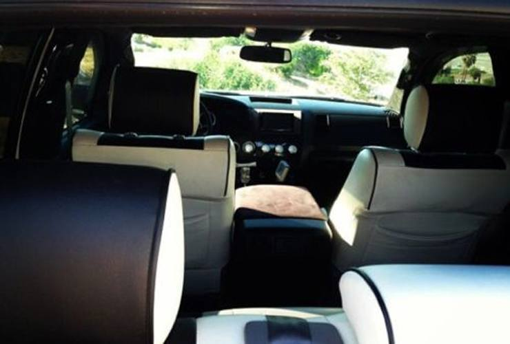 eBay Find - 2011 Toyota Tundra Custom Interior