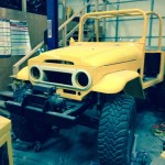 eBay Find -1966 Toyota FJ45 Land Cruiser Pickup, Ready to Finish