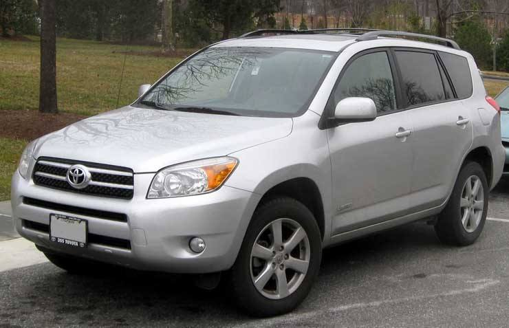 Toyota RAV4 Door Lock Failure - Diagnose Guide