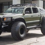 Toyota Tacoma Polar Expedition Back on Auction Block