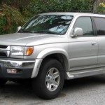 Toyota 4Runner Door Lock Failure – Diagnose Guide
