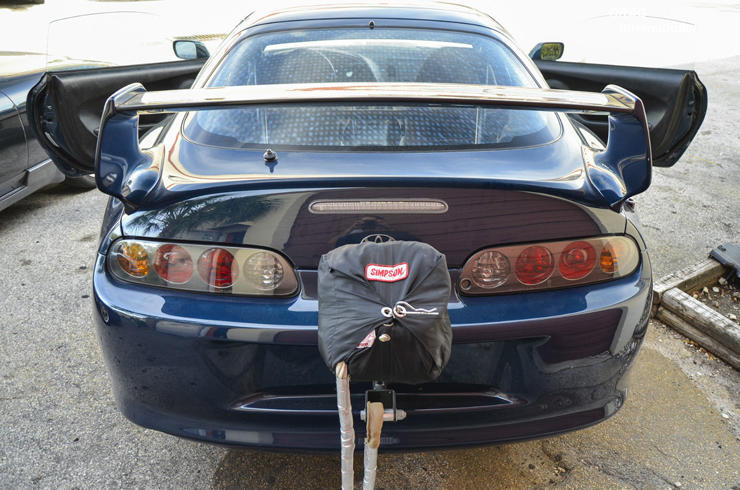 1342 HP Toyota Supra Turbo For Sale - Drag Ready