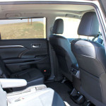 2014 Toyota Highlander Limited Review - Interior Rear