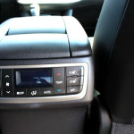 2014 Toyota Highlander Limited Review - Middle Row Interior