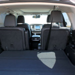 2014 Toyota Highlander Limited Review - Third Row