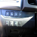 2014 Toyota Highlander Limited Review - Interior Buttons