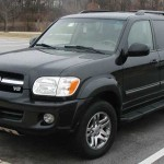 Toyota Sequoia Power Window Failure Guide