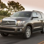 Toyota Sequoia Door Lock Failure – Diagnose Guide