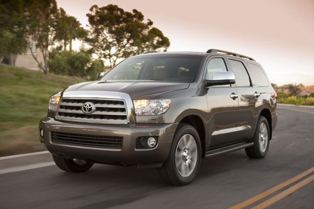 Toyota Sequoia Door Lock Failure - Diagnose Guide