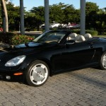 Lexus SC 2002-2010 Paint Code Guide