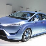 Toyota Fuel Cell Vehicle Stops in San Francisco – Is Hydrogen a Viable Fuel Source?