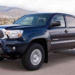 Toyota Tacoma Paint Code Guide