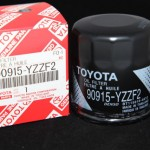 Replacing Your Toyota Yaris Oil Filter