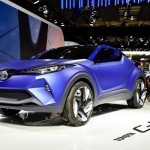 C-HR Concept: A High-Riding Hybrid by Toyota