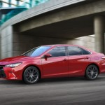 History of the Toyota Camry in the United States