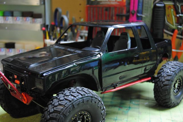 Toyota toy truck 5
