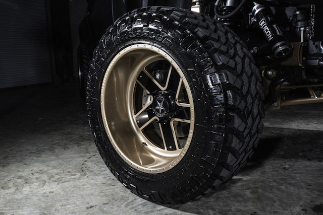 Tundra SR5 wheels tires