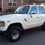 Vehicle Feature: (Almost) Original 1986 Toyota FJ60