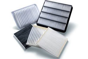 Toyota cabin filter