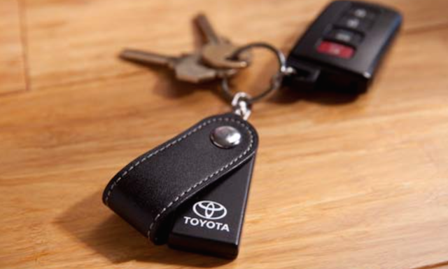 Toyota Highlander key finder PT725-03150