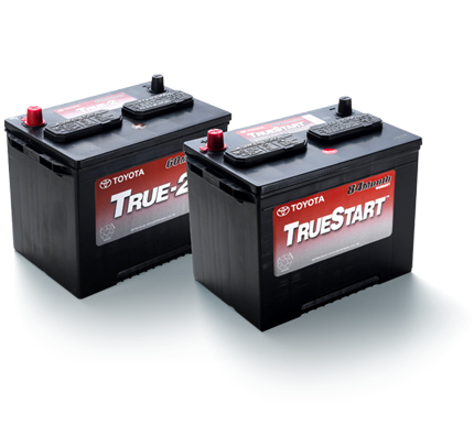 toyota battery
