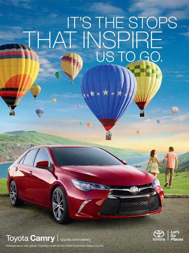 Best Camry ad 2