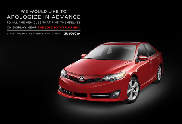 Best Camry ad 8